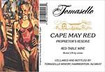 Tomasello Winery Cape May Red
